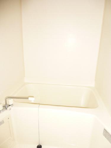 レオパレスエスト ヴィラ 110号室の風呂