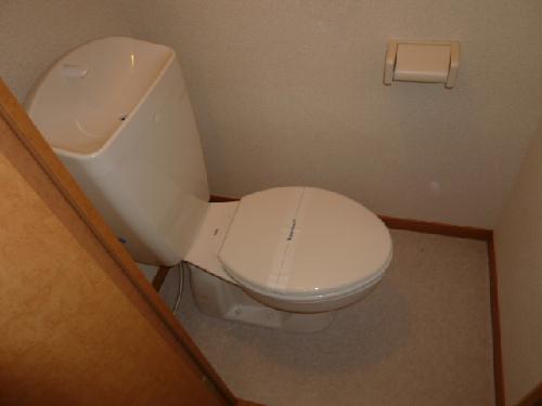 レオパレスエレガンス サトウⅠ 106号室のトイレ