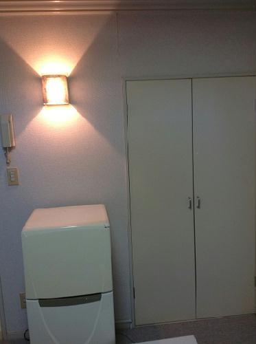 レオパレス西川田第1 103号室のリビング