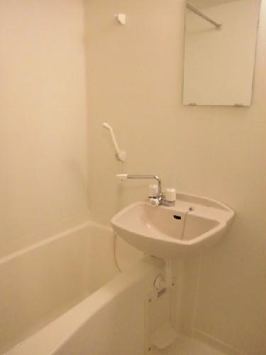 レオパレスサニースポット 107号室の風呂