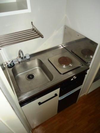 レオパレス大野木 106号室のキッチン