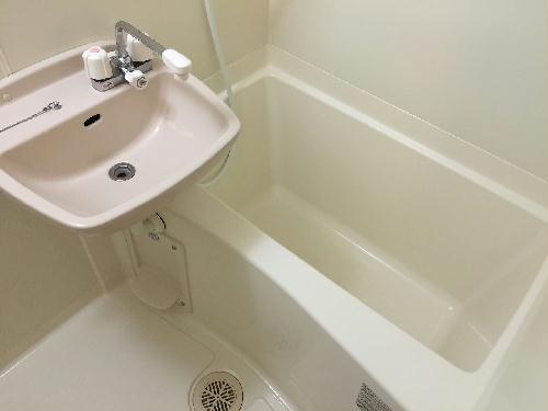 レオパレスミシマ 106号室の風呂