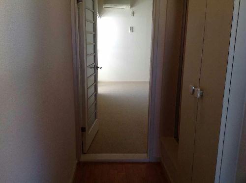 レオパレスカーサ瀬谷 201号室の玄関