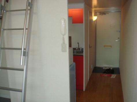 レオパレスアジマ 104号室のキッチン