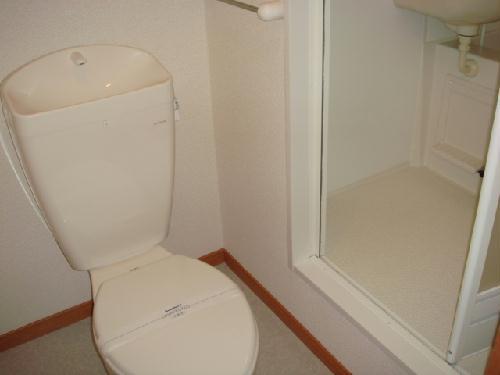 レオパレスセンチュリー 103号室のトイレ