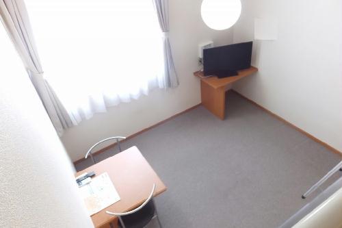 レオパレスアロマ赤坂Ⅱ 204号室のリビング