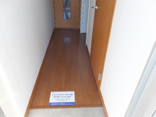 レオパレスアロマ赤坂Ⅱ 204号室の収納