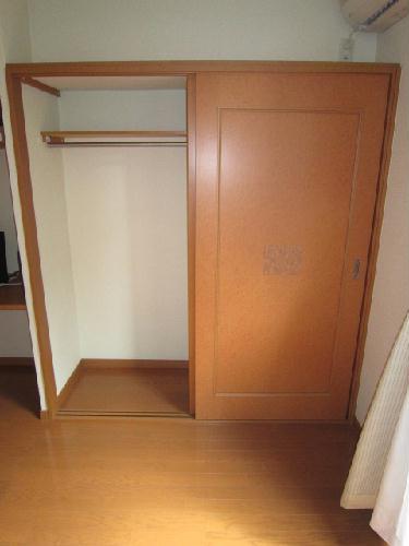 レオパレスハッピーヴィラ 103号室の収納