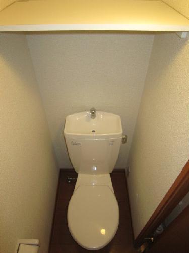 レオパレスハッピーヴィラ 103号室のトイレ