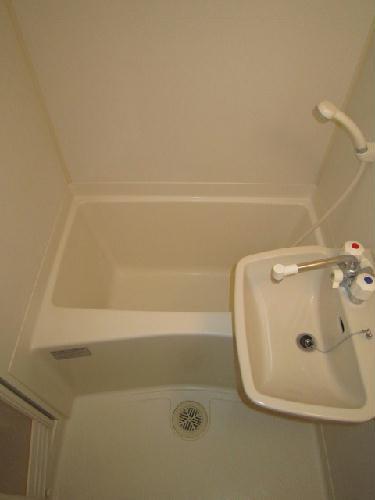 レオパレスハッピーヴィラ 103号室の風呂