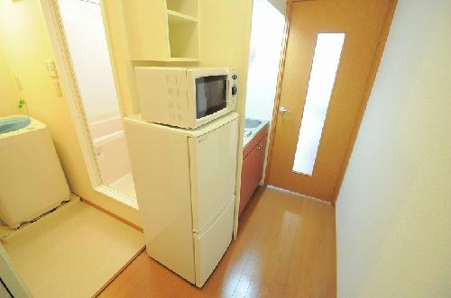 レオパレス三倉 202号室のキッチン