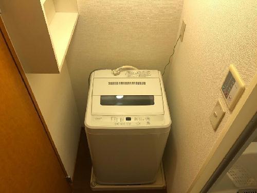 レオパレス天伯Ⅱ 203号室のトイレ