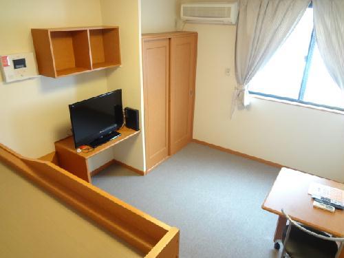 レオパレスグローリーハウス24 209号室のリビング
