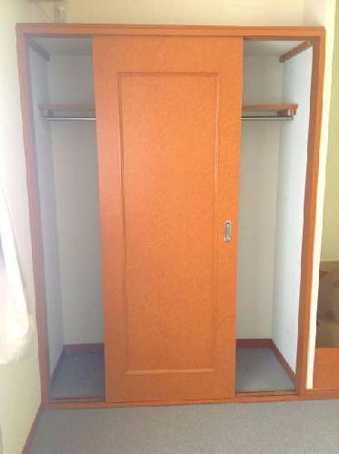 レオパレスボヌール 204号室の収納