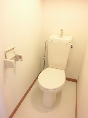レオパレスボヌール 204号室のトイレ