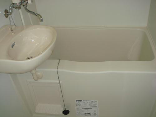 レオパレス富士 202号室の風呂
