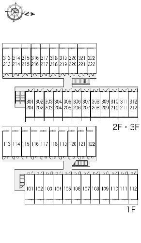 レオパレス富士 319号室のその他