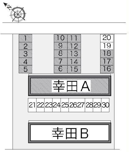 レオパレス幸田A 106号室のその他
