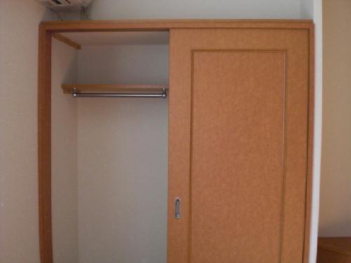 レオパレス幸田A 207号室の収納