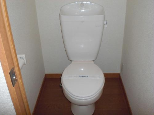 レオパレス幸田A 207号室のトイレ