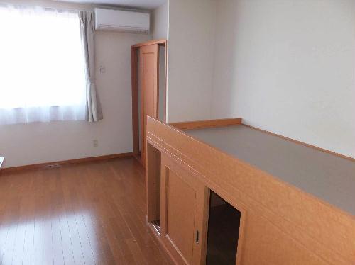 レオパレスフルールⅠ 206号室の収納