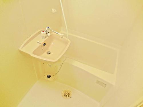 レオパレスkoyama 206号室の風呂