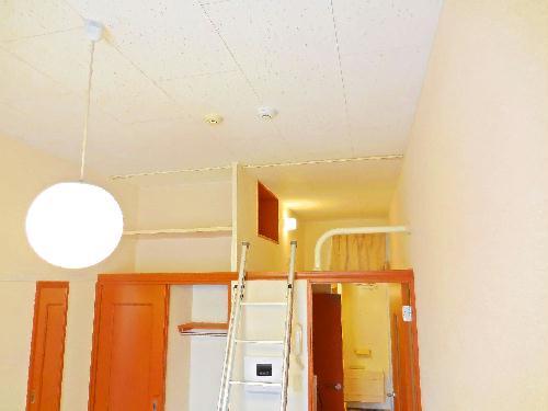レオパレスkoyama 206号室の居室