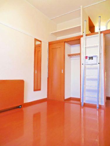 レオパレスkoyama 206号室の収納