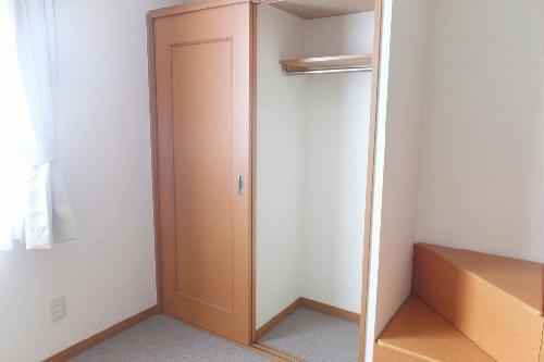 レオパレスProsperity 205号室の収納