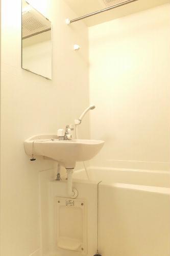 レオパレスProsperity 209号室の風呂