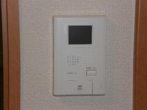 レオパレスKs 201号室のセキュリティ