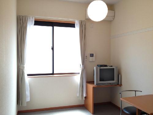 レオパレス五番町館 117号室のリビング