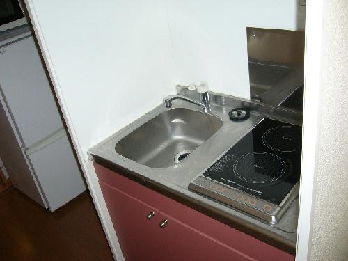 レオパレス小野 304号室のキッチン