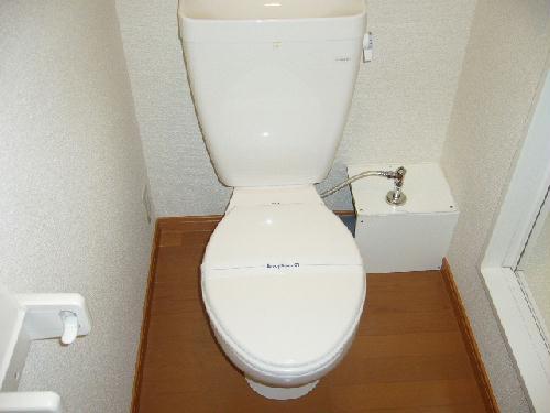レオパレス小野 304号室のトイレ