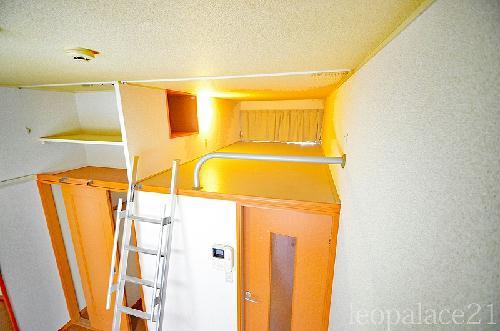 レオパレスジュネス 204号室のキッチン