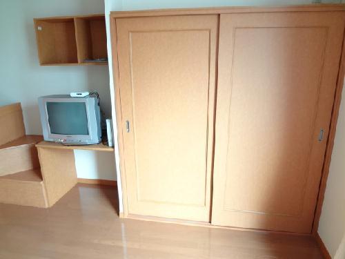 レオパレス5678 206号室の収納