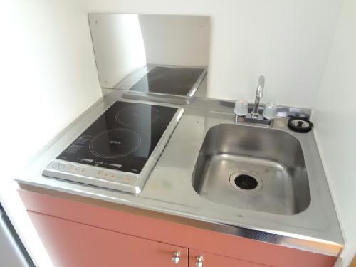 レオパレス5678 206号室のキッチン