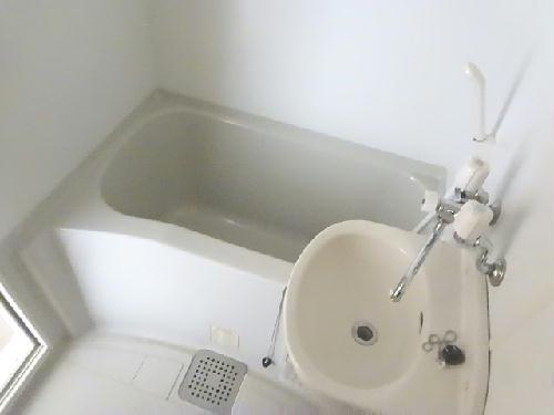レオパレス5678 206号室の風呂