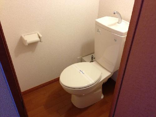 レオパレスバロンドール 103号室のトイレ