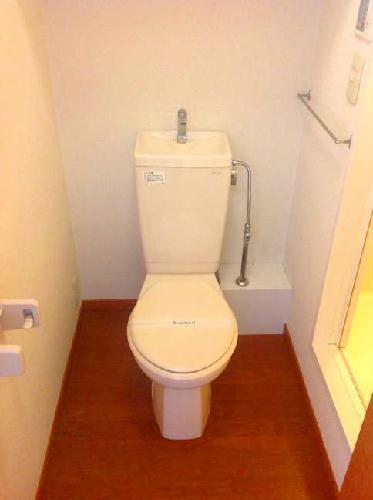 レオパレス原 106号室のトイレ