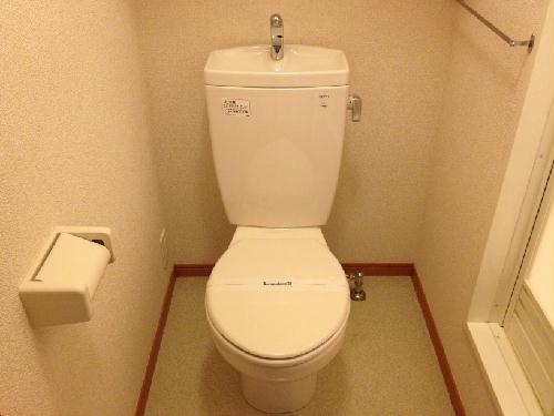 レオパレスグリーンステージ大宮 103号室のトイレ