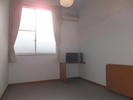 レオパレスTAIKOU2 202号室のリビング
