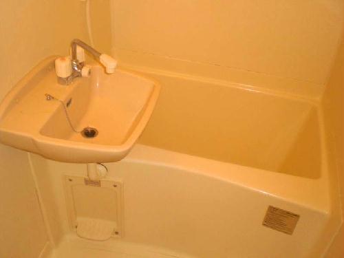 レオパレスTAIKOU2 202号室の風呂