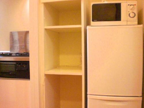 レオパレスMⅠ 103号室のキッチン