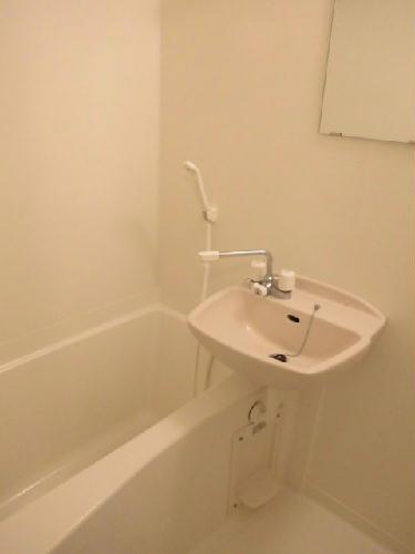 レオパレス雅Ⅲ 101号室の風呂