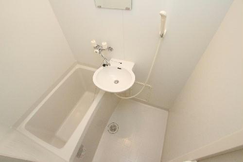 レオパレス入山Ⅱ 102号室の風呂