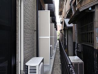 レオパレスマカービルシャナ 101号室のバルコニー