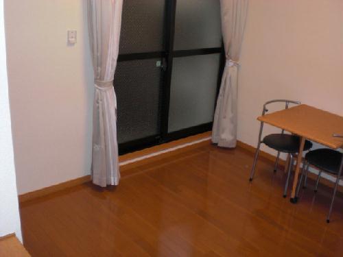 レオパレスマカービルシャナ 205号室のリビング