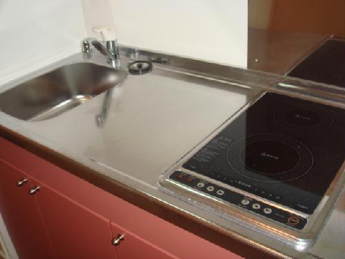 レオパレス玉楽 303号室のキッチン