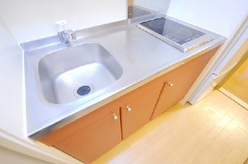 レオパレスアーバン 304号室のキッチン